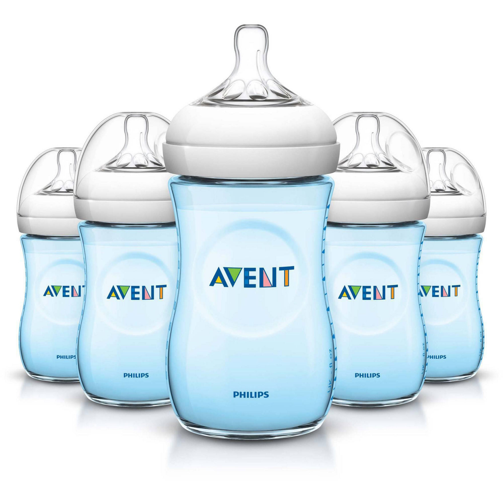Philips Avent Blue Bottle Feeding Prep & Tools