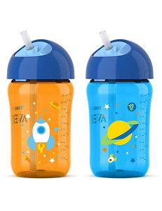 Philips Avent Blue Bottle Feeding
