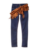 Squeeze Dark Wash Jeans - Girls 7-16