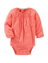 Carter's® Orange Bodysuit – Baby 3-24 Mos.