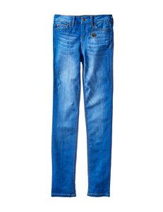 Celebrity Pink Medium Wash Skinny Jeans - Girls 7-16