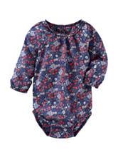 OshKosh Bgosh® Multicolor Floral Print Bodysuit - Baby 3-24 Mos.