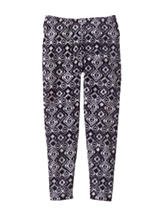 One Step Up Yummy Aztec Print Leggings – Girls 7-16