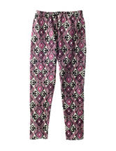 One Step Up Multicolor Heart Print Leggings - Girls 7-16