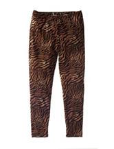 One Step Up Tiger Print Leggings - Girls 7-16