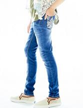 Vanilla Star Fleur Di Lis Skinny Jeans – Girls 7-14