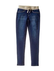 Wishful Park Dark Wash Jegging Jeans – Girls 7-14