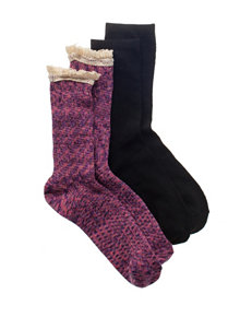 Capelli Black Socks