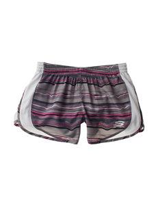 Skechers® Wave Striped Print Shorts - Girls 7-16