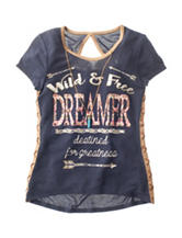 Beautees Wild & Free Dreamer Top - Girls 7-16
