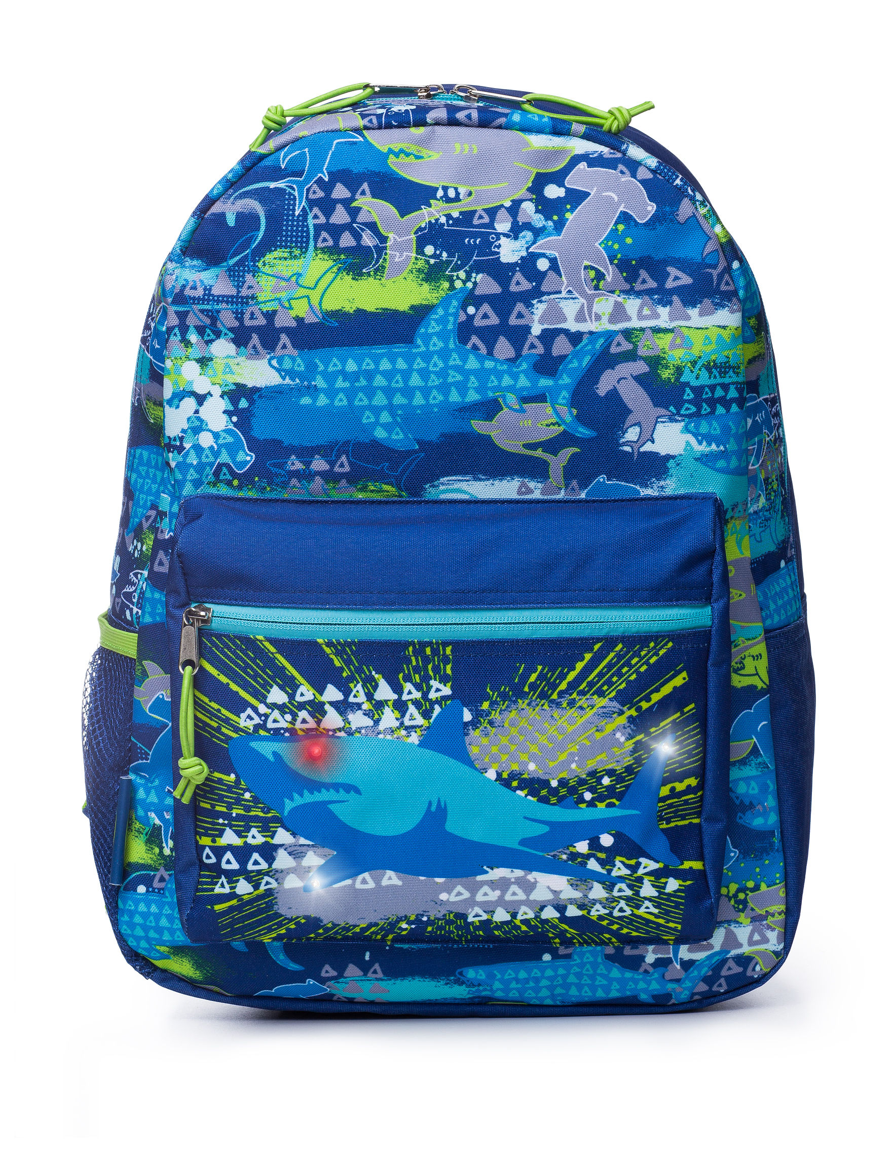 Ad Sutton Blue Bookbags & Backpacks