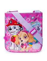 Paw Patrol Pups In Bloom Crossbody Bag