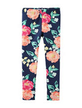 Carter's® Multicolor Floral Print Leggings – Toddler Girls