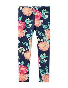 Carter's® Multicolor Floral Print Leggings – Girls 4-8