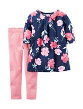 Carter's® Floral Print Leggings Set – Toddler Girls