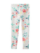 Carter's® Multicolor Floral Print Leggings –  Toddler Girls