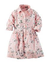 Carter's® Floral Print Dress –Girls 4-8