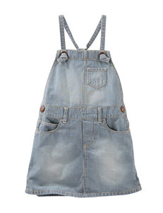 OshKosh Bgosh® Denim Hickory Jumper - Baby 3-24 Mos.