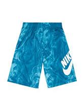Nike® Printed Mesh Shorts - Boys 8-20