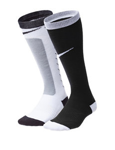 Nike White Socks