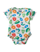 Eric Carle Multicolor Fruit Print Bodysuit - Baby 0-9 Mos.