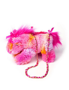 Olly Pink Sugar Tie Dye Unicorn Purse