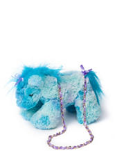 Olly Aqua Tie Dye Unicorn Purse
