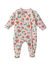 Eric Carle Strawberry Print Sleep & Play - Baby 0-9 Mos.