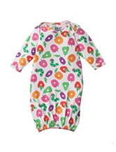 Eric Carle Fruit Toss Print Gown - Baby 3-9 Mos.