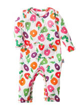 Eric Carle Fruit Toss Print Coverall - Baby 0-9 Mos.