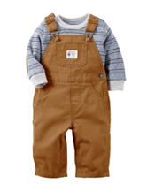 Carter's® 2-pc. Daddy's Little Helper Overalls Set – Baby 0-24 Mos.