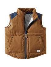 Carter's® Contrast Panel Outerwear Vest – Baby 0-24 Mos.