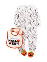 Carters® My First Halloween Sleep & Play - Baby 0-9 Mos.