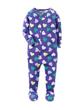 Carter's® Heart Print Sleep & Play - Baby 12-24  Mos.