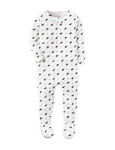 Carters® Scotty Dog Print Sleep & Play - Baby 12-24 Mos.