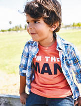 Carter's® Poplin Plaid Woven Shirt - Boys 4-8