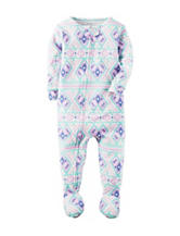 Carters® Multicolor Aztec Print Sleep & Play - Baby 12-24 Mos.