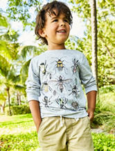Carter's® Bug print T-shirt - Boys 4-8