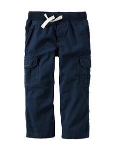 Carter's® Knit Waist Canvas Cargo Pants – Boys 4-8