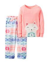 Carter's® 2-pc. Cat Pajama Set – Baby 12-24 Mos.