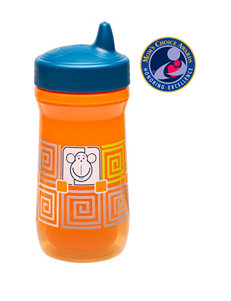 Zak Designs Orange Monkey Perfect Flo® Spout Cup