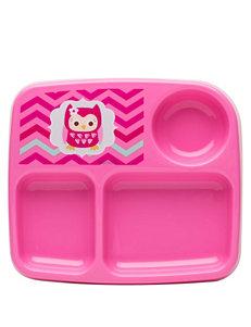 Zak Designs Pink Serveware