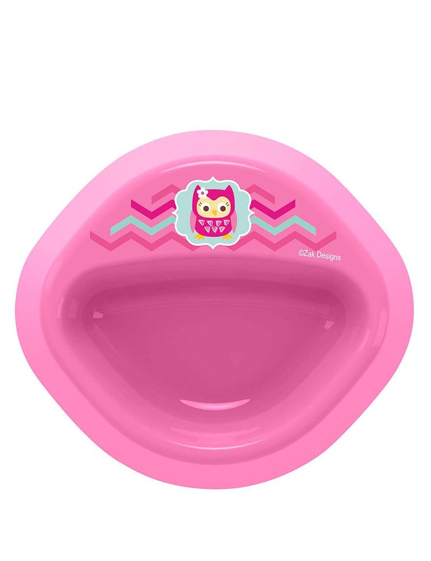 Zak Designs Pink