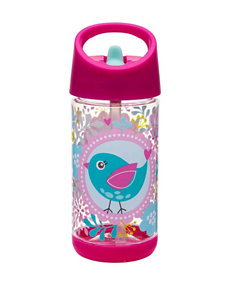 Zak Designs Tweet Toddlerific Sport Bottle