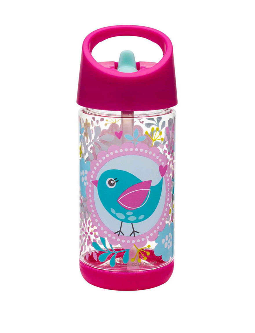 Zak Designs Pink / Blue Drinkware