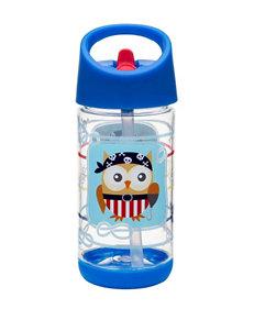 Zak Designs Pirate Owl Toddlerific Sport Bottle