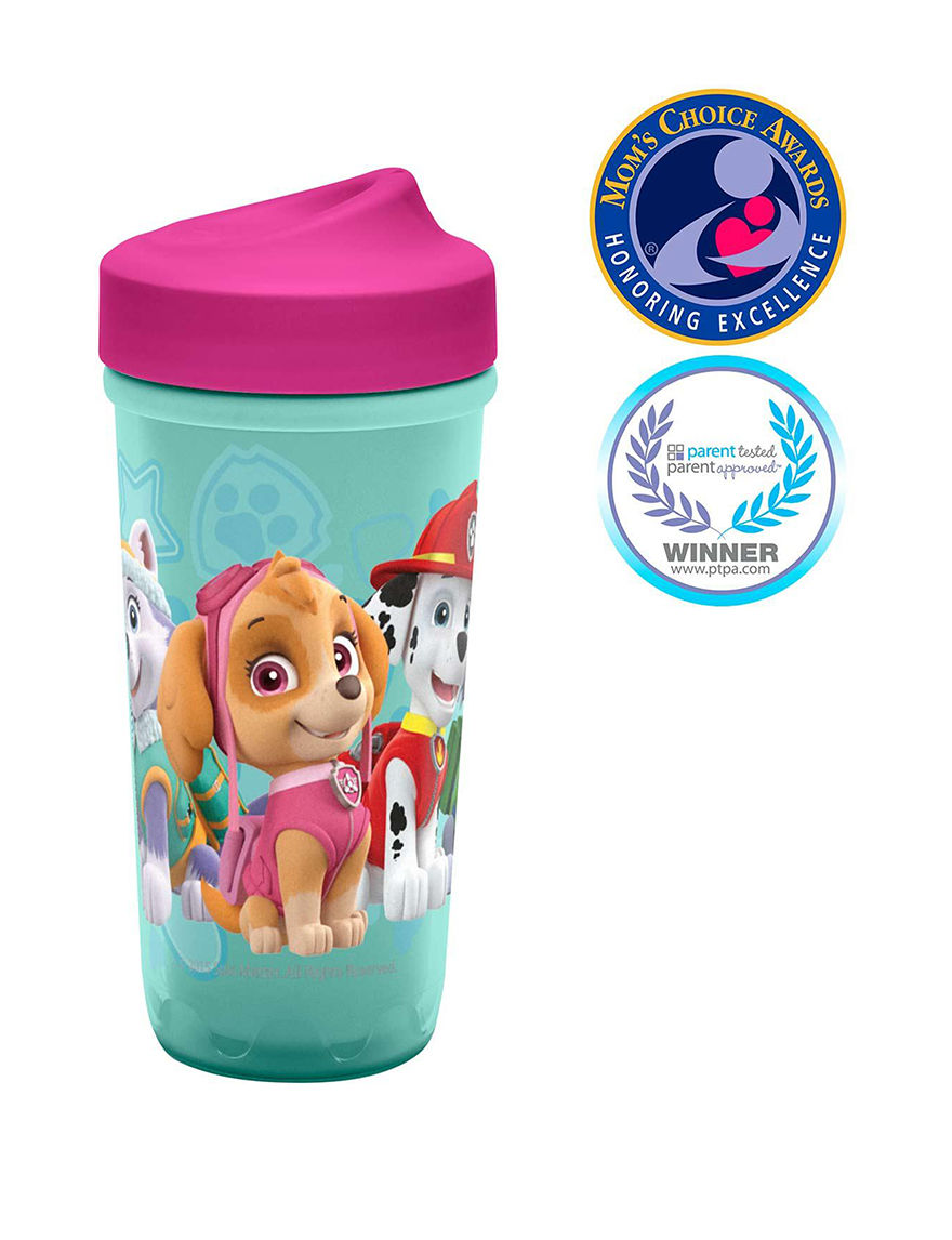 Paw Patrol Pink / Blue Drinkware