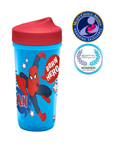Zak Designs Blue/ Red Drinkware