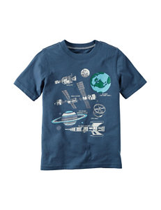 Carter's® Outerspace Glow-in-The Dark T-shirt – Boys 4-8