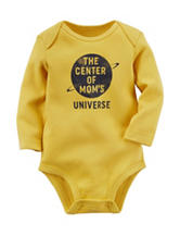 Carter's® Center of Mom's Universe Bodysuit – Baby 0-9 Mos.